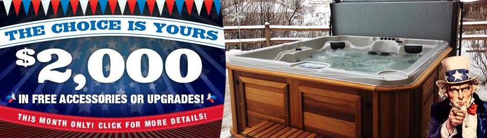 hot tub sale