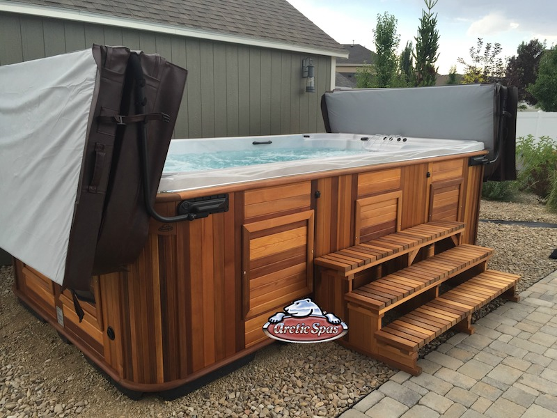 Nelson Arctic All Weather Pool delivery