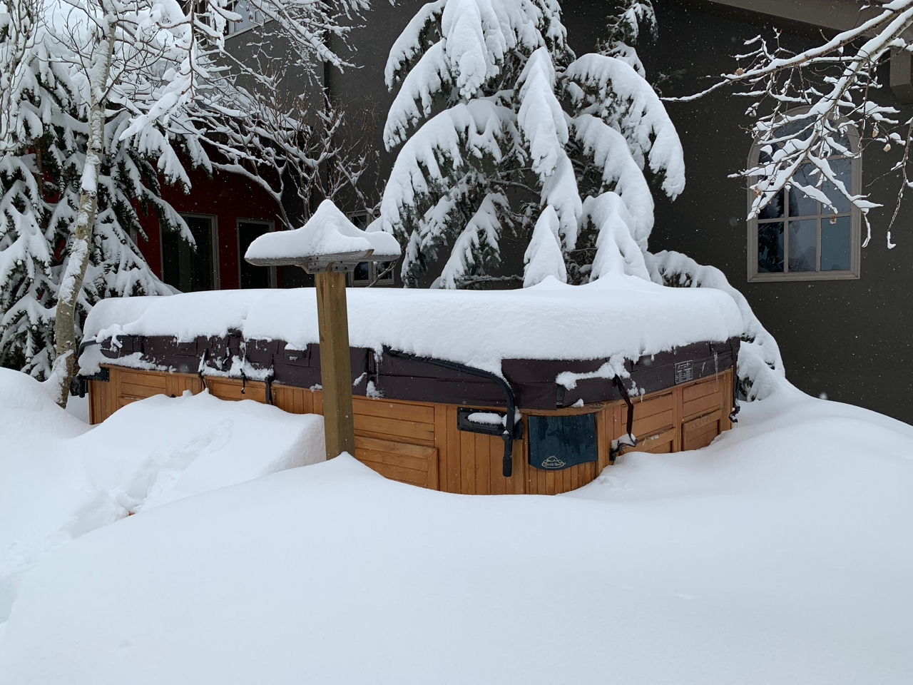 why buy a hot tub that is built for the cold?