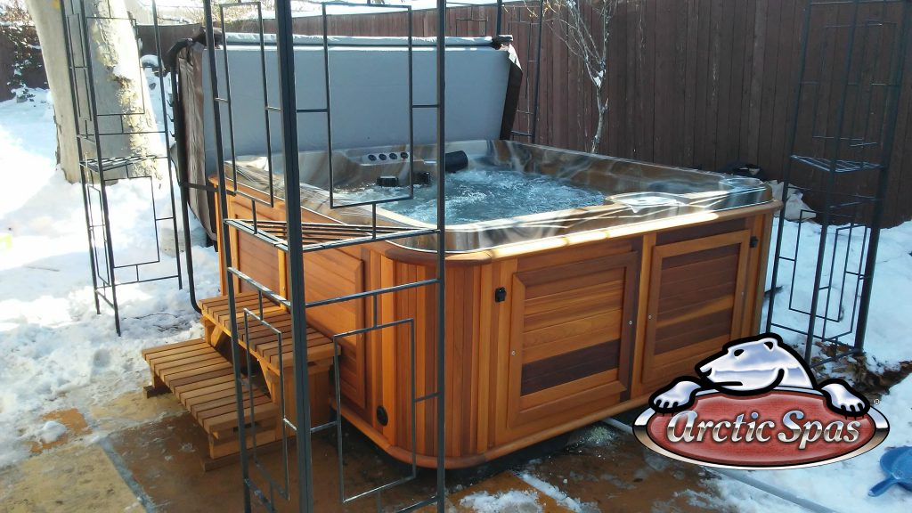 Hauser Family's new Arctic Spa Frontier