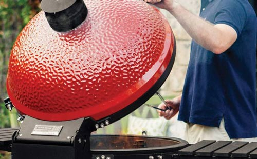 arctic spas utah- get your kamado joe in time for summer bbq's with friends & family!