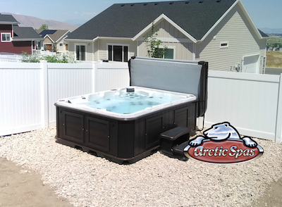 Peterson hot tub