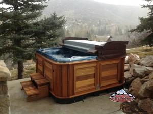 sorenson arctic spa delivery