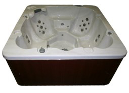 Coyote Spas Hot Tub Range by Arctic Spas Utah