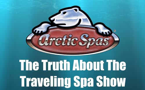 the truth about the traveling spa show