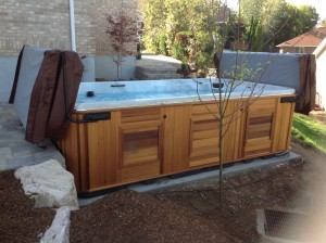 arctic spas all weather pool