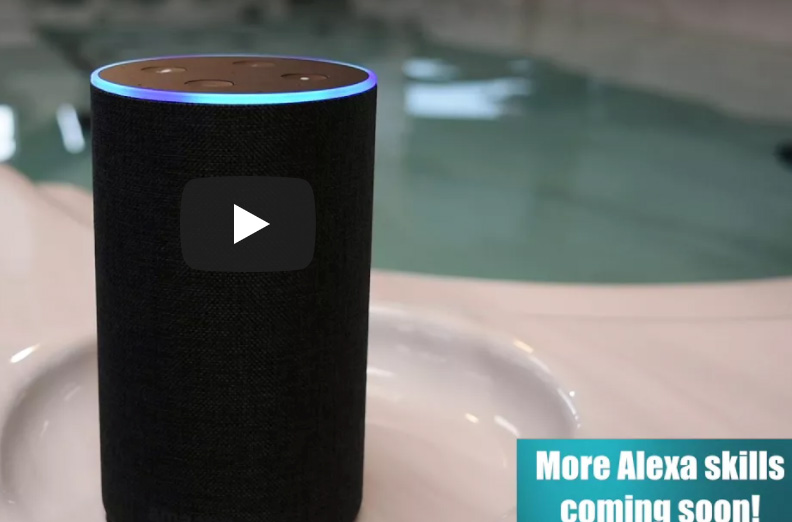 arctic spas now connect with alexa!