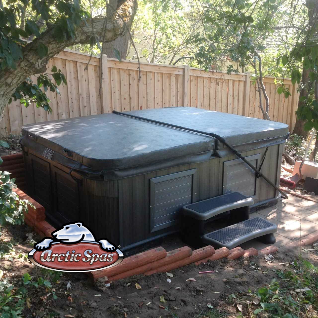 Knoch Family's new Arctic Spa Summit XL