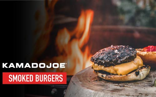 kamado joe smoded burgers arctic spas utah