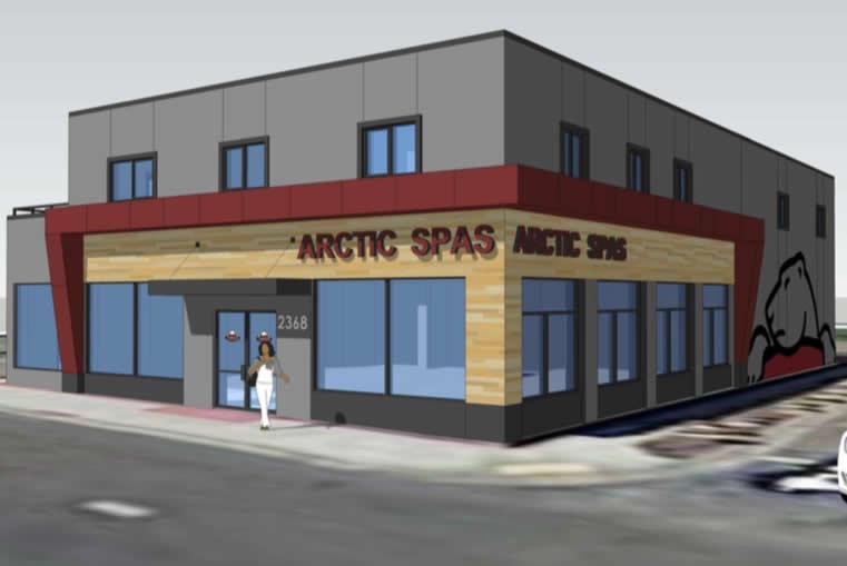 arctic spas utah fresh new look!